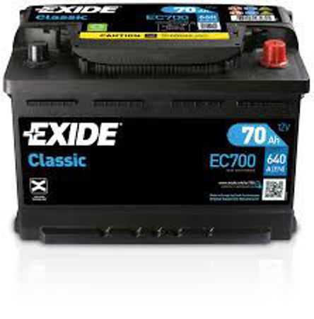 Picture for category Exide Classic