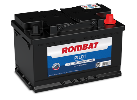Picture for category Rombat Pilot