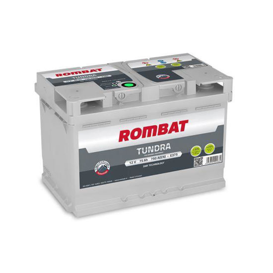 Picture of Акумулатор Rombat Tundra 75Ah 750A