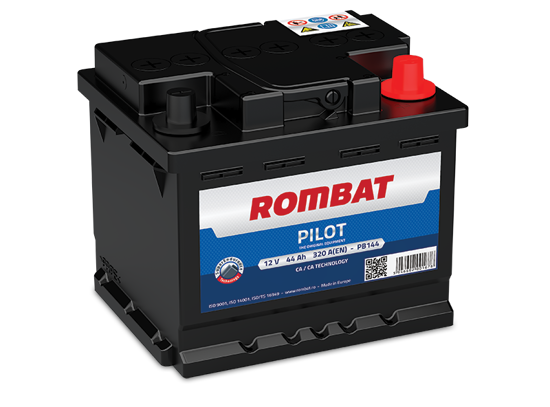 Picture of Акумулатор Rombat Pilot 44Ah 340A