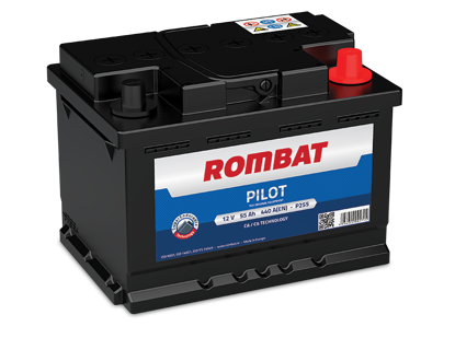 Picture of Акумулатор Rombat Pilot 55Ah 440A