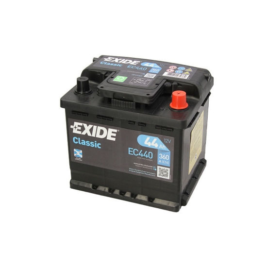 Picture of Акумулатор Exide Classic 44Ah 360A