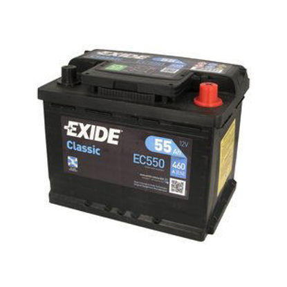 Picture of Акумулатор Exide Classic 55Ah 460A