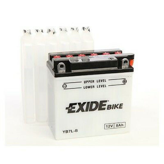 Picture of Акумулатор Exide Moto Conventional 8Ah 120A