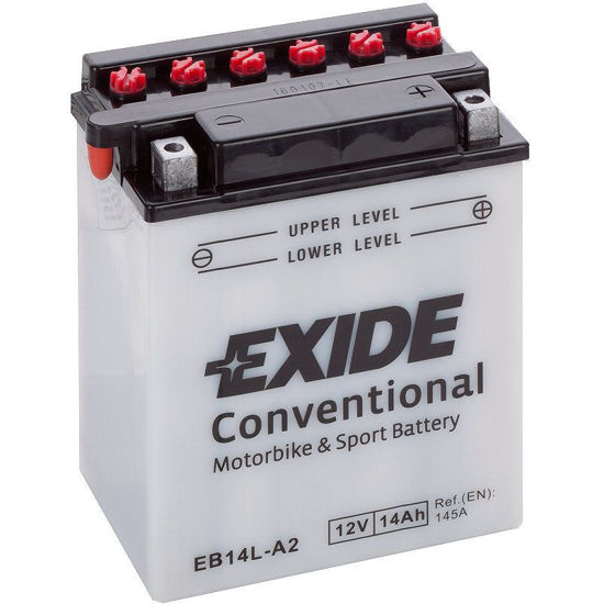 Picture of Акумулатор Exide Moto Conventional 14Ah 145A