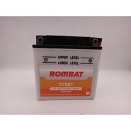Picture of Акумулатор Rombat Moto Conventional 9Ah 130A Л+