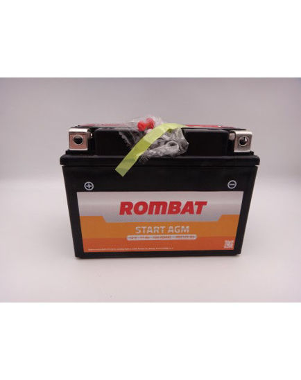 Picture of Акумулатор Rombat Moto AGM 9Ah 120A Л+