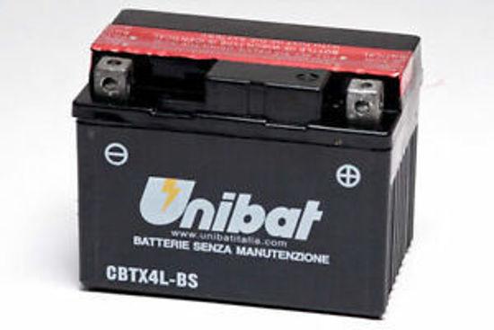 Picture of Акумулатор Unibat Moto 3Ah (без одржување)
