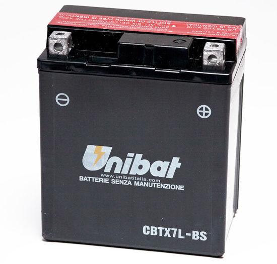 Picture of Акумулатор Unibat Moto 6Ah (без одржување)
