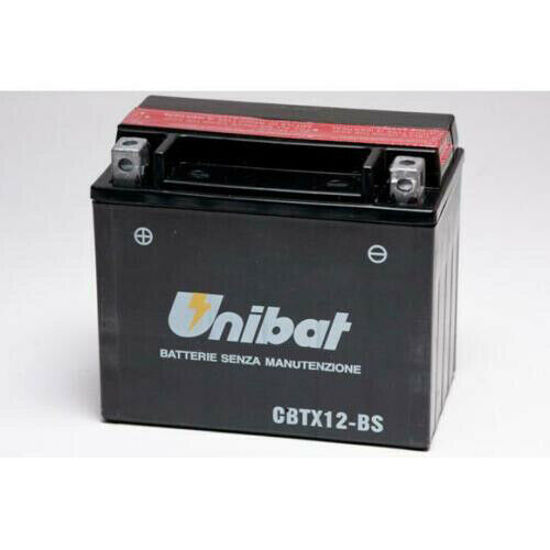 Picture of Акумулатор Unibat Moto 10Ah (без одржување)