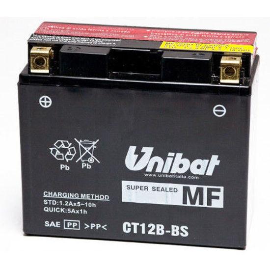 Picture of Акумулатор Unibat Moto 11Ah (без одржување)