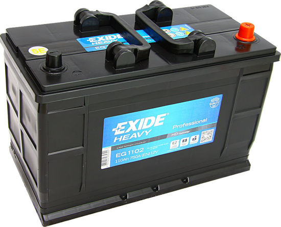 Picture of Акумулатор Exide Professional Power 110Ah 760A