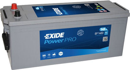 Picture of Акумулатор Exide Professional Power 145Ah 1050A