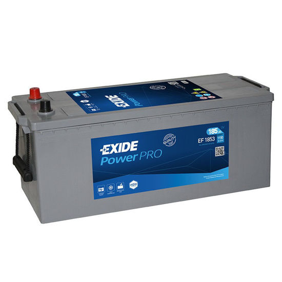 Picture of Акумулатор Exide Professional Power 185Ah 1150A