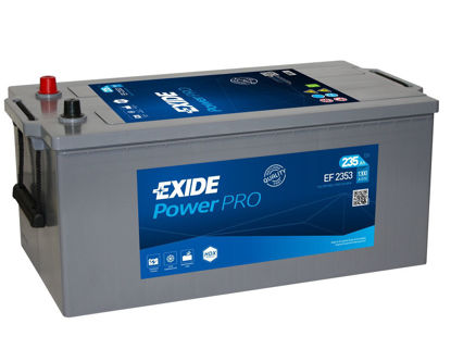 Picture of Акумулатор Exide Professional Power 235Ah 1300A