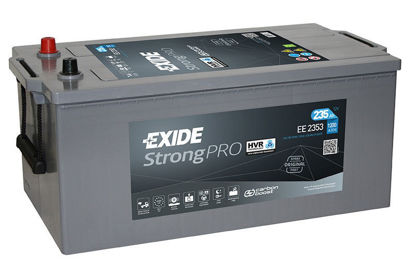 Picture of Акумулатор Exide Strong Pro Carbon Euro 6 235Ah 1200A