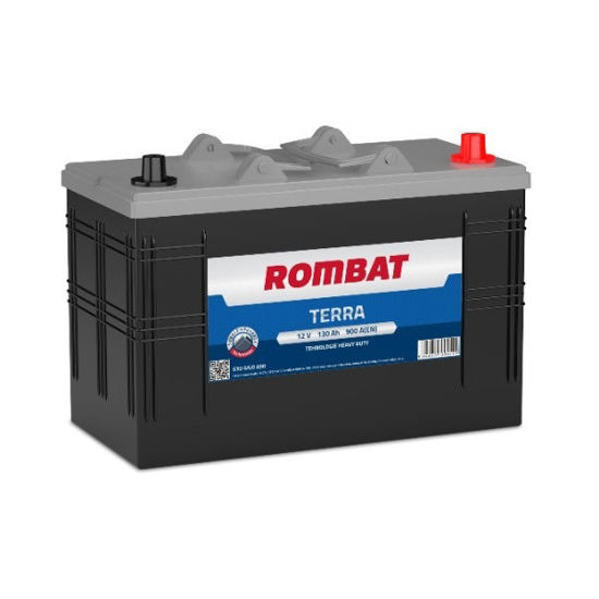 Picture of Акумулатор Rombat TERRA 130Ah 900A
