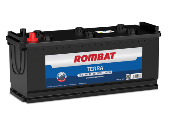 Picture of Акумулатор Rombat TERRA 135Ah 800A