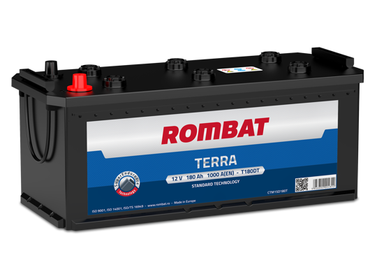Picture of Акумулатор Rombat TERRA 180Ah 1000A