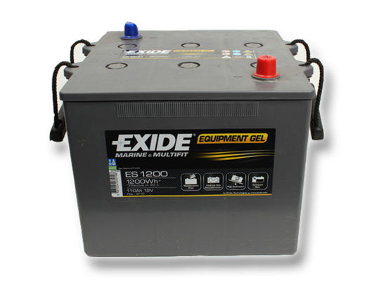 Picture of Акумулатор Exide GEL 110Ah 1200Wh