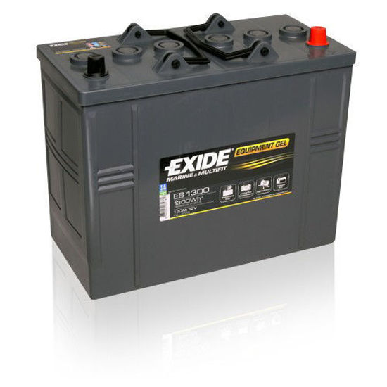 Picture of Акумулатор Exide GEL 120Ah 1300Wh