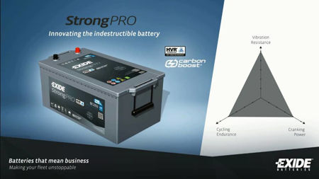Picture for category Exide Strong Pro Carbon EURO 6