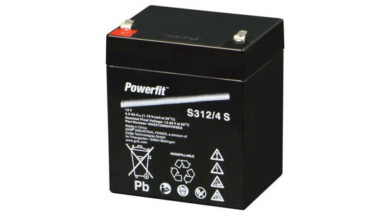 Picture of Акумулатор Exide PowerFit 4Ah (долг)