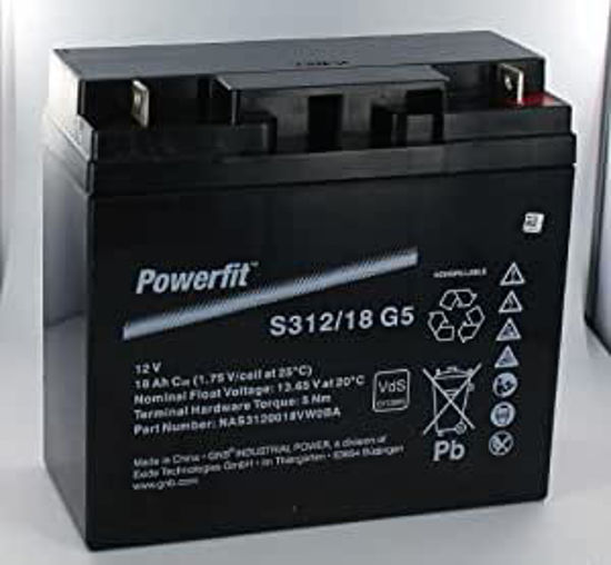 Picture of Акумулатор Exide PowerFit 18Ah