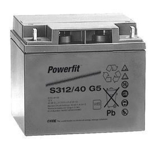 Picture of Акумулатор Exide PowerFit 40Ah