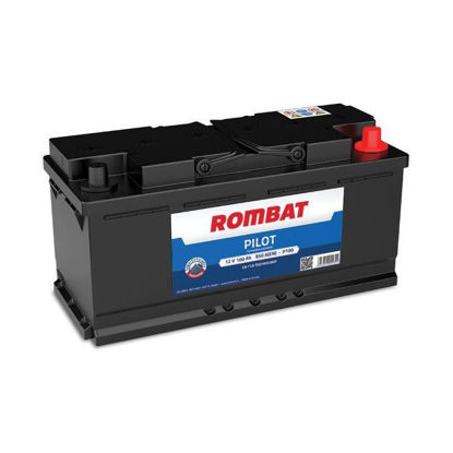 Picture of Акумулатор Rombat Pilot 100Ah 750A