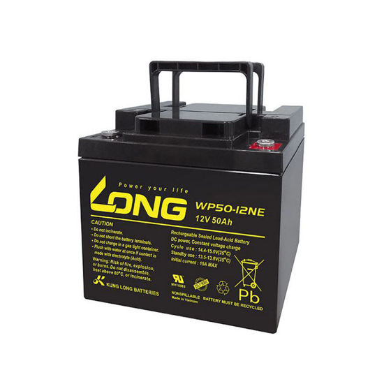 Picture of Батерија LONG AGM 12V 50Ah
