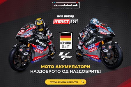 Picture for category IntAct moto batterien Germany